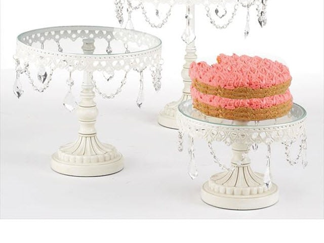 Vintage Style Cake Stands