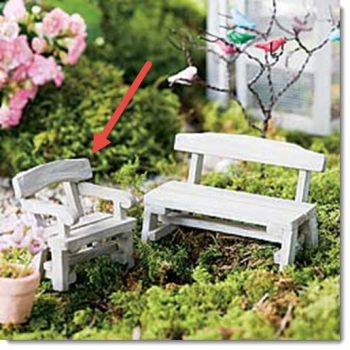 Stupendous Fairy Garden Miniature Farm Chair Download Free Architecture Designs Scobabritishbridgeorg