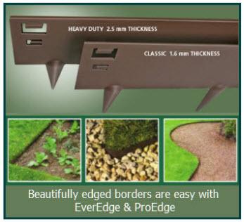 3 Inch Everedge Steel Landscape Edging On Sale Agardenplace Com